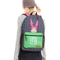 Bob's Burgers Louise Belcher I Smell Fear On You Backpack