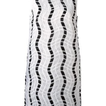 Christopher Kane embroidered shift dress