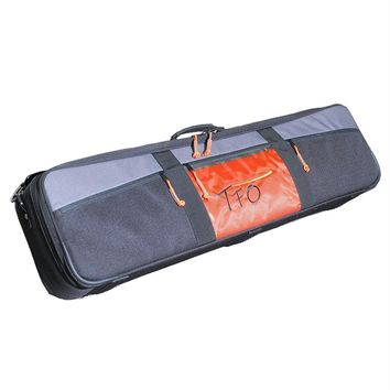 "TFO Fly Rod-Reel Travel Case with Straps 36"" x 5"" x 10.5"""