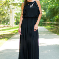 Perfectly Pleased Maxi Dress