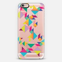 Origami Tetris iPhone 6s case by Vasare Nar | Casetify
