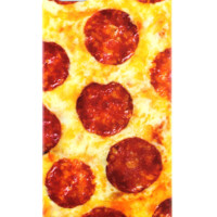 PIZZA IPHONE CASE - iPhone