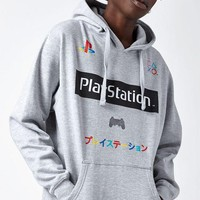 DCCKYB5 Playstation Pullover Hoodie