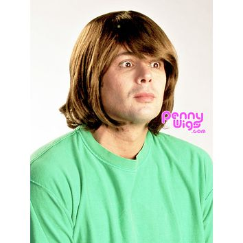 Scooby Gang - Shaggy Full Wig