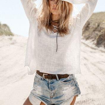Buy Boater Top Online by SABO SKIRT