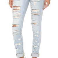 Blank Denim Distressed