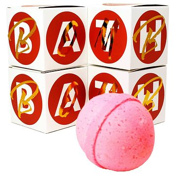 Grapefruit Bath Fizzer Gift Set