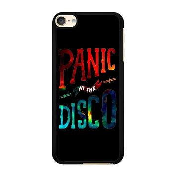 Panic At The Disco Galaxy iPod Touch 6 Case