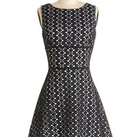 BB Dakota Mid-length Sleeveless A-line My Stars Dress