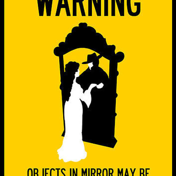 A Note of Concern Regarding Mirrors