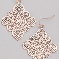 Moroccan Paradise Earrings
