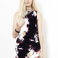Carnage Sheer Shift Dress from Evil Twin