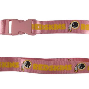 Washington Redskins Lanyard - Breakaway with Key Ring