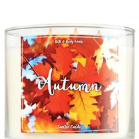 3-Wick Candle Autumn