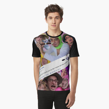 'Weeaboos' Graphic T-Shirt by MaxticMungis