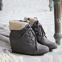 Winter Maiden Booties