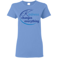 Kindness - G500L Gildan Ladies' 5.3 oz. T-Shirt