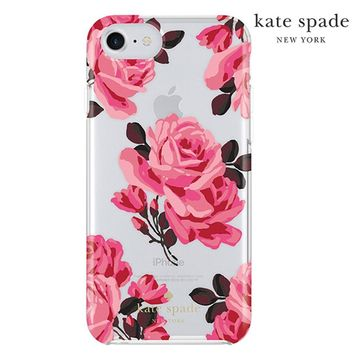iPhone 7 Kate Spade Selavi Rose Case