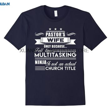 Pastor Wife T shirts