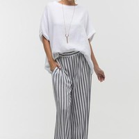 Striped Long Pants