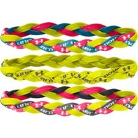 Under Armour Women's Braided Mini Headbands - 3 Pack - Dick's Sporting Goods