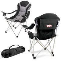 Reclining Camp Chair - Arkansas Razorbacks