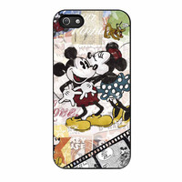 Mickey Mouse And Minnie Mouse Disney iPhone 5s Case