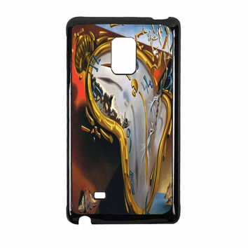 Salvador Dali Soft Watch Melting Clock Samsung Galaxy Note Edge Case