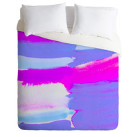 Rebecca Allen Shades and Shades Duvet Cover