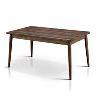 Sherri Mid-Century Modern Dining Table