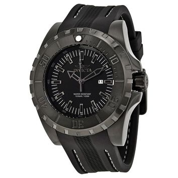 Invicta Pro Diver Black Dial Mens Watch 23734