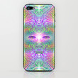 Chrystalline Entity iPhone & iPod Skin by Peter Gross