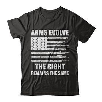Arms Evolve The Right Remains The Same Gun Right
