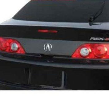 Acura 2002-2006 Rsx Factory 2005 Type S Lip Mount Style Spoiler Performance-t