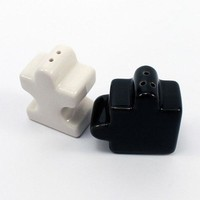 Puzzle Pieces Salt And Pepper Shakers (Pack of 1)