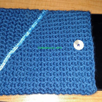 Tablet Case, Kindle Case, Handcrochet Case, Tablet Sleeve, Kidle Sleeve, Electronics Sleeve, Accessories