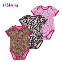 Baby Bodysuits Short Sleeve