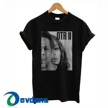 On the Run OTR II T Shirt Women And Men Size S To 3XL
