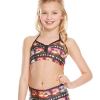 Girls Filters Bandeau Halter