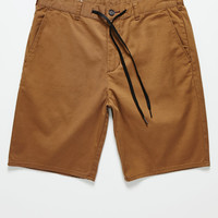 Bullhead Denim Co. Drawstring Chino Shorts at PacSun.com