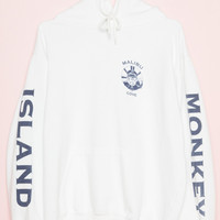 Christy Monkey Island Hoodie - Prints - Graphics
