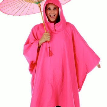 The Rain's Got to Go Poncho