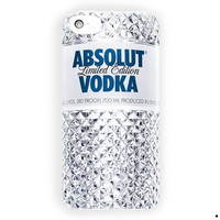Absolute Vodka Drink Alcohol Bottle For iPhone 5 / 5S / 5C Case