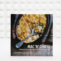Mac 'n' Cheese Recipe Book - Urban Outfitters