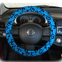 by (CoverWheel) Steering wheel cover for wheel car accessories Ornament