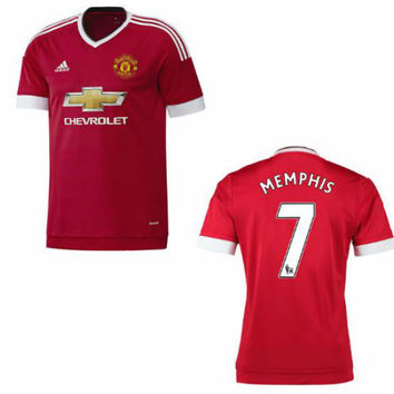 Memphis Jersey Manchester United