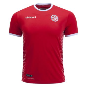 Tunisia Authentic Away Jersey 2018 | SOCCER.COM