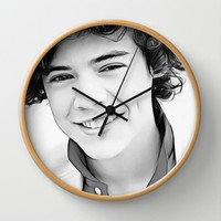 Harry got Styles Wall Clock by D77 The DigArtisT