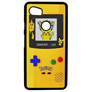 Gameboy Color Pokemon Edition Google Pixel 2XL Case