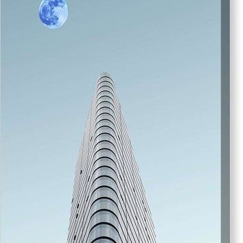 Urban Architecture - London, United Kingdom 6a - Canvas Print